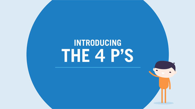 Introducing the 4 P's video